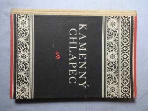 náhled knihy - Kamenný chlapec : 8 vyprávění ze sovět. země