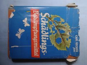 náhled knihy - Schädlings Bekämpfungsmittel