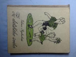 náhled knihy - Z dětského světa