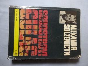 náhled knihy - Souostroví Gulag : 1918-1956 : pokus o umělecké pojednání