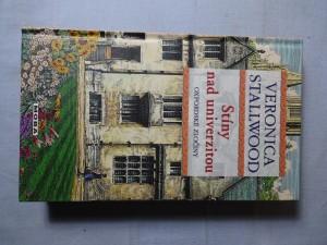 náhled knihy - Stíny nad univerzitou : oxfordské zločiny