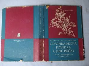 náhled knihy - Levohradecká povídka a jiné prózy