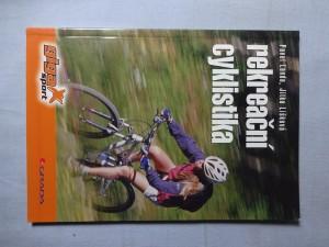 náhled knihy - Rekreační cyklistika