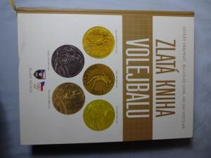 náhled knihy - Zlatá kniha volejbalu