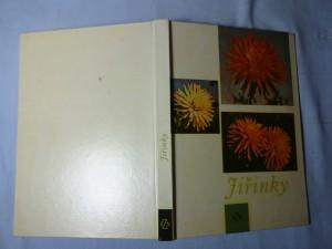 náhled knihy - Jiřinky