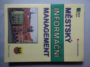 náhled knihy - Městský informační management