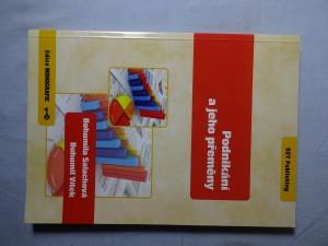 náhled knihy - Podnikání a jeho přeměny
