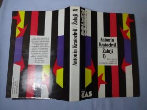 náhled knihy - Žaluji I., II.