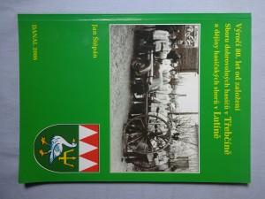 náhled knihy - Výročí 80. let od založení Sboru dobrovolných hasičů v Třebčíně a dějiny hasičských sborů v Lutíně