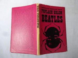 náhled knihy - Poplach kolem Beatles : liverpoolských zpěváků, notových analfabetů, hudebníků & autorů ...