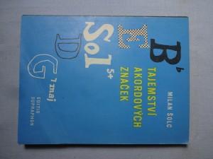 náhled knihy - Tajemství akordových značek