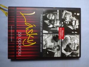 náhled knihy - Lásky za oponou : příběhy plné vášní, citů, radostí i zklamání