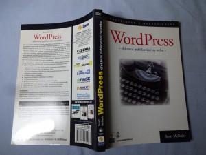 náhled knihy - WordPress : efektivní publikování na webu