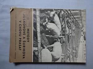 náhled knihy - Metody Ljuskovové a Šurikova v chovu prasat