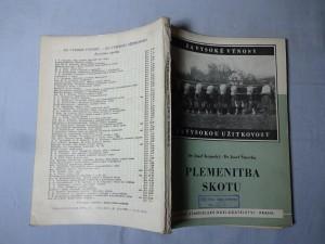 náhled knihy - Plemenitba skotu