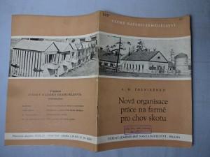 náhled knihy - Nová organisace práce na farmě pro chov skotu