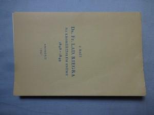 náhled knihy - Z řečí Dr. Fr. Lad. Riegra na Kroměřížském sněmu 1848 - 1849
