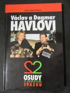 náhled knihy - Václav a Dagmar Havlovi : 2 osudy v jednom svazku