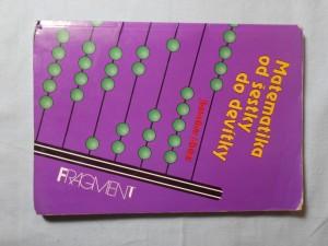 náhled knihy - Matematika od šestky do devítky
