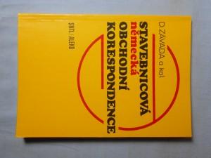 náhled knihy - Stavebnicová německá obchodní korespondence : miniučebnice