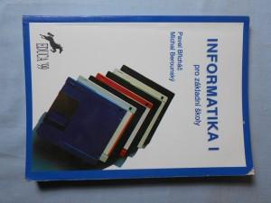 náhled knihy - Informatika I pro základní školy