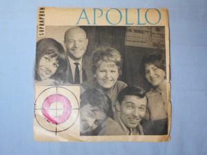 náhled knihy - Apollo - Když dozrálo víno, Kdyby mě někdo štíp