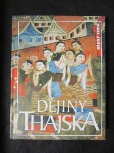 náhled knihy - Dějiny Thajska