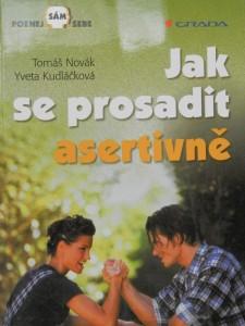 náhled knihy - Jak se prosadit asertivně