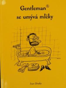 náhled knihy - Gentleman se umývá mlčky