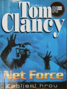 náhled knihy - Net Force : Zabíjení hrou
