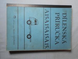 náhled knihy - Dílenská příručka A15 : Obchodně technická dokumentace - 1. vydání