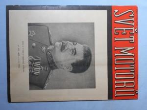 náhled knihy - Svět motorů číslo 141 (5) - 142 (6) dvojčíslo, ročník VII.