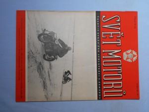 náhled knihy - Svět motorů číslo 139 (3), ročník VII.