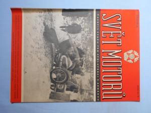 náhled knihy - Svět motorů číslo 140 (4), ročník VII.