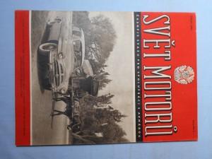 náhled knihy - Svět motoorů číslo 1 (241), ročník XI.