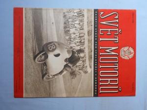 náhled knihy - Svět motorů číslo 2 (242), ročník XI.