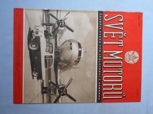 náhled knihy - Svět motorů číslo 3 (243), ročník XI.