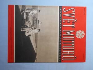 náhled knihy - Svět motorů číslo 4 (244), ročník XI.