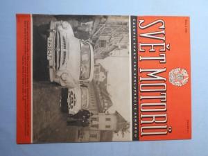 náhled knihy - Svět motorů číslo 6 (246), ročník XI.
