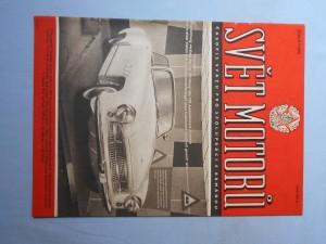 náhled knihy - Svět motorů číslo 7 (247), ročník XI.