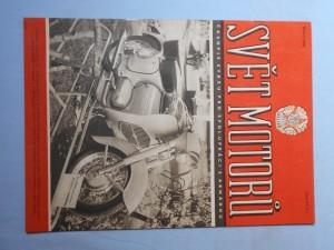 náhled knihy - Svět motorů číslo 9 (249), ročník XI.