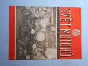 náhled knihy - Svět motorů č. 10 (250), ročník XI.