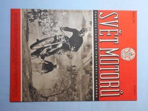 náhled knihy - Svět motorů číslo 11 (251), ročník XI.