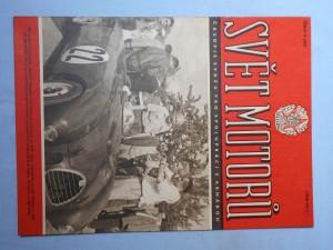 náhled knihy - Svět motorů číslo 15 (255), ročník XI.