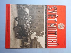 náhled knihy - Svět motorů číslo 17 (257), ročník XI.