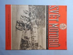 náhled knihy - Svět motorů číslo 22 (262), ročník XI.