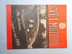 náhled knihy - Svět motorů číslo 26 (266), ročník XI.