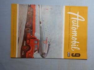 náhled knihy - Automobil časopis průmyslu motocyklů, automobilů, traktorů a příslušenství : Ročník 1., číslo 9.