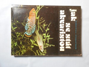 náhled knihy - Jak se stát akvaristou