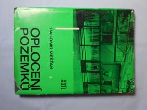 náhled knihy - Oplocení pozemků